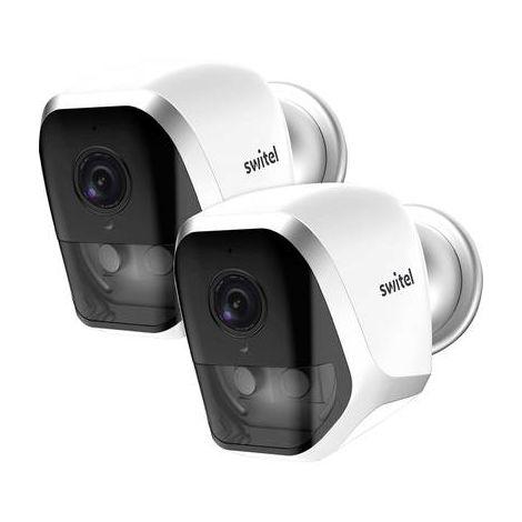 Caméra de surveillance IP Switel COIP200B Wi-Fi 1280 x 720 pixels 1 pc(s)