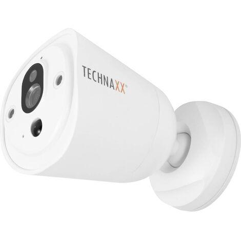 Caméra de surveillance IP Technaxx TX-55 4612 Wi-Fi 1280 x 800 pixels 1 pc(s)