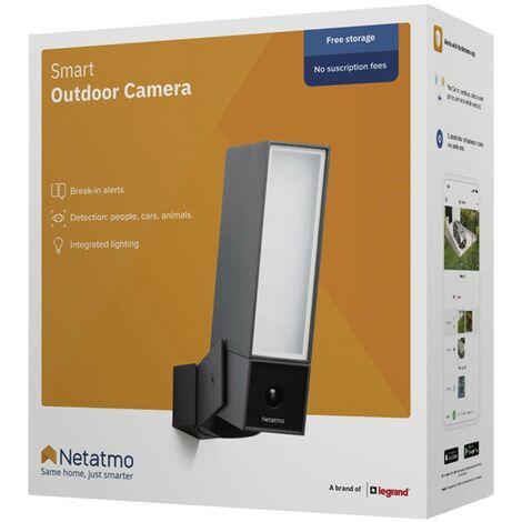 Caméra de surveillance Netatmo Presence NOC01-DE N/A 1920 x 1080 pixels