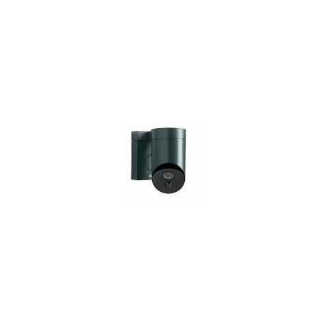 Caméra de surveillance OUTDOOR CAMERA extérieure grise - 2401563 - sirène intégrée - SOMFY - - 1870347.