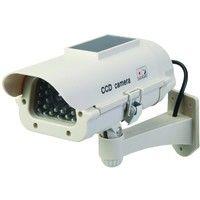 Caméra de surveillance SILVERLINE Factice - 614458