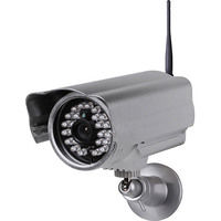 Caméra de surveillance WiFi intérieur/extérieur sans fil