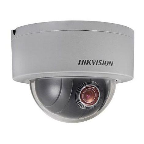 Caméra dôme IP 3MP extérieur HIK Vision