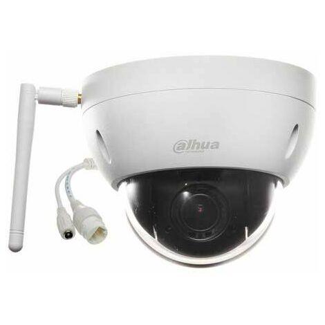 Camera Dome IP PTZ Dahua WiFi Onvif 2.42 Exterieure 2.1Mpx 1080p 2.7-11mm IP66 Blanc SD22204T-GN-W
