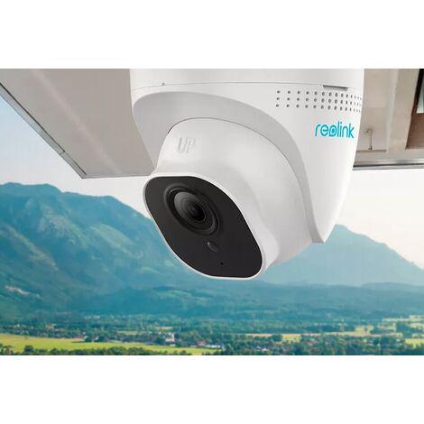 Caméra Dôme Reolink D800 (Pour NVR seulement / PoE & DC12V / 4K Ultra HD / IP66 / Nocturne 30m)