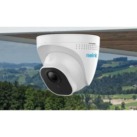 Caméra Dôme Reolink RLC-522 (PoE & DC12V / ZOOM Optique 3X / Super HD 5MP / IP66 / Nocturne 30m)