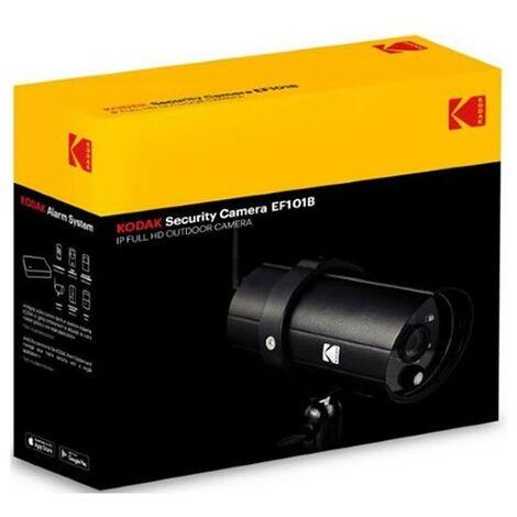 Caméra Extérieure Grand Angle Full Hd 1080p Kodak Ef101b
