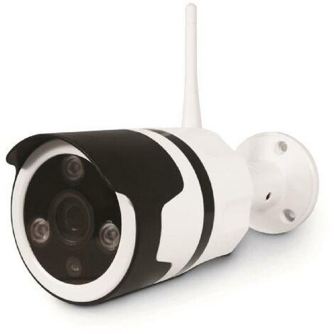 Caméra extérieure HD - Connecté a Internet - Fonction détection de mouvement Generique