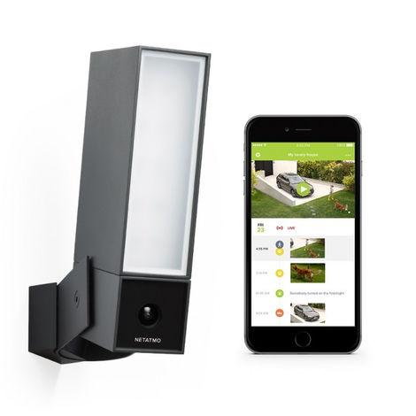 Caméra extérieure intelligente - NOC-PRO - Netatmo