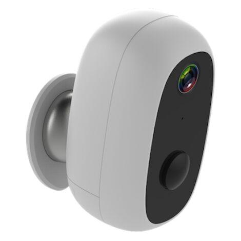 Caméra extérieure WiFi sur batterie - 1920x1080p