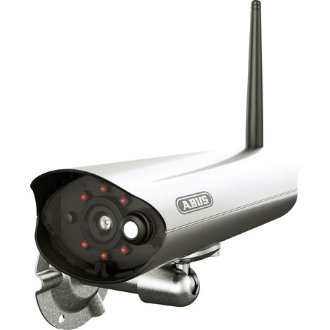 Caméra extérieure Wi-Fi Full HD ABUS Smart Security World X975061
