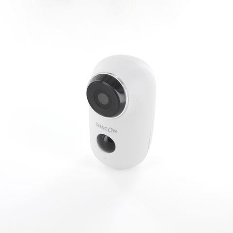 Caméra extérieure Wi-Fi HD sur batterie - 1280x720p