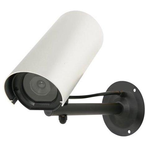 Caméra Factice Avec Led -Exterieur