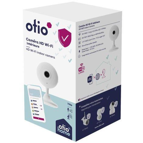 Caméra intérieure connectée HD - Otio