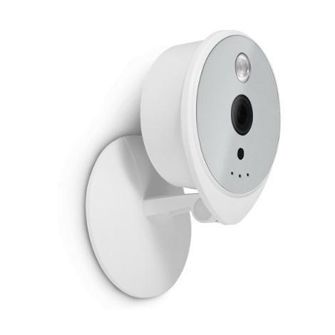 Caméra intérieure IP Wifi HD 720P / Vision Nocturne / Détection mouvement / En Couleur -