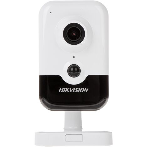Caméra IP 4MP HD PoE - Hikvision - DS2CD2443G0IW28PSU - Blanc