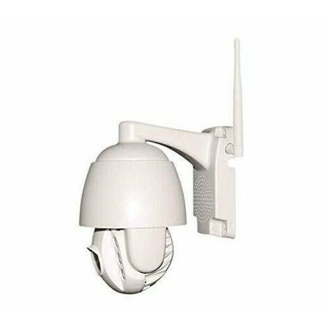 Caméra IP extérieure 2MP plug and play, WIFI, motorisée à QR code