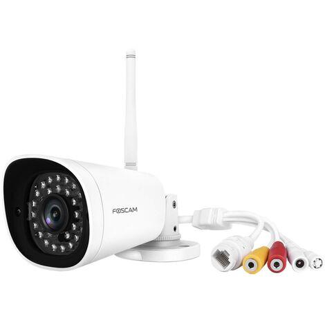 Caméra IP extérieure 4MP - Foscam G4P - Blanc