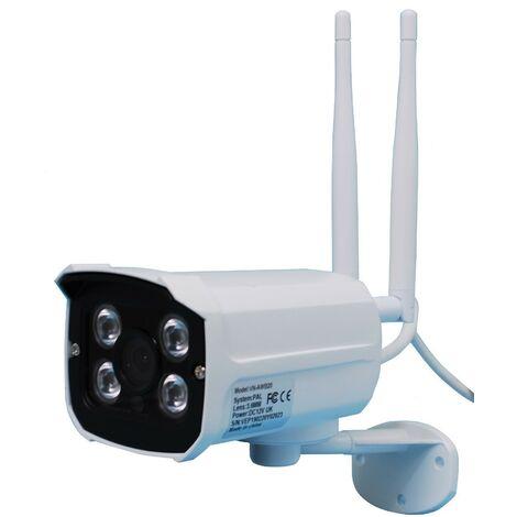 Caméra IP extérieure détection application et enregistrement - EW10 - 1080p / Lentille 3.6mm / Nocturne 30m