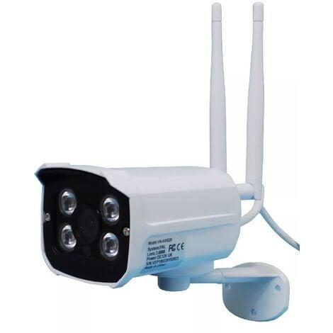 Caméra IP extérieure détection application et enregistrement - EW9 - 720p / Lentille 3.6mm / Nocturne 30m