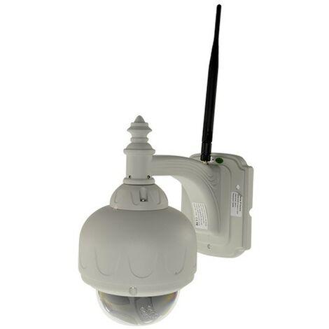 Caméra Ip Ptz Dôme motorisé 4mm 720p Ir Wifi Ipx-901-hwo