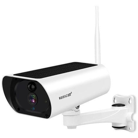Camera Ip Solaire 1080P