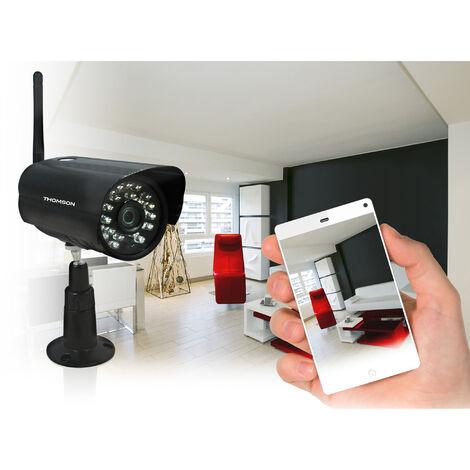 Caméra IP WIFi compatible enregistreur 512330 / 512244