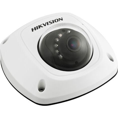 Caméra IP wifi HD extérieure - 1.3 MP - HIKVISION - Blanc