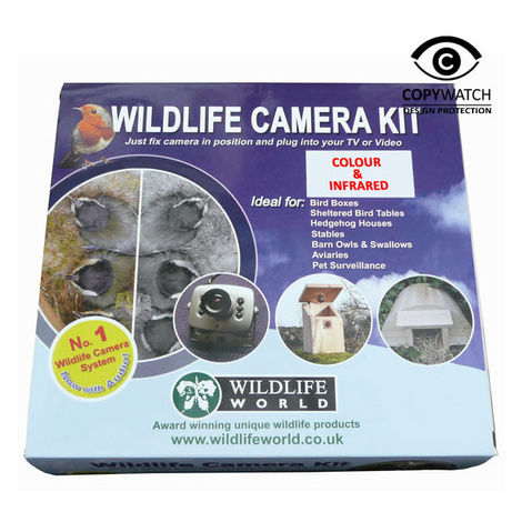 Camera Kit (Colour Infra Red) - c/w Camera/Cable
