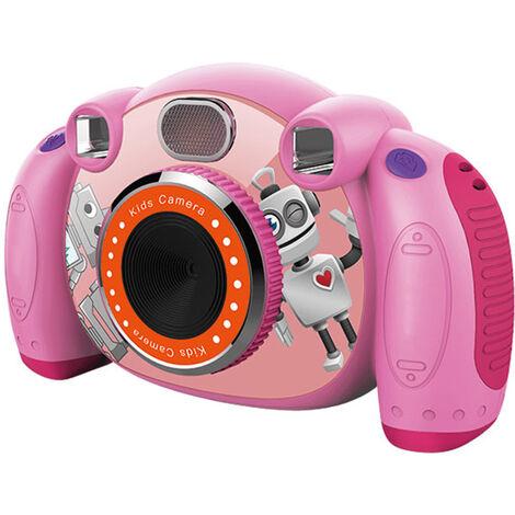 Camera Pour Enfants, Ecran Hd 2 '' Avec Carte Sd