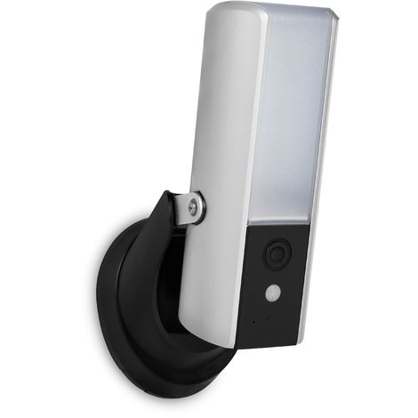 Caméra projecteur d'extérieur Smartwares CIP-39901 Guardian – Full HD 1080p