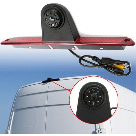 "main image of ""Caméra Recul LED Frein Lampe Arrière CCD Pour Mercedes-Benz Sprinter VW Crafter"""