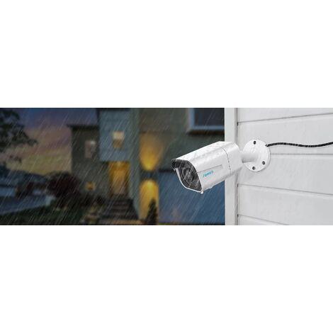 Caméra Reolink B800 (Pour NVR seulement / PoE & DC12V / 4K Ultra HD / IP66 / Nocturne 30m)