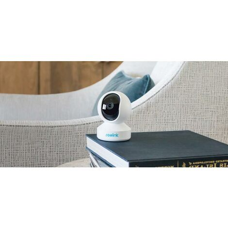 Caméra Reolink E1 Pro (WiFi / DC5V / Pan-Tilt / Super HD 4MP / Nocturne 12m)