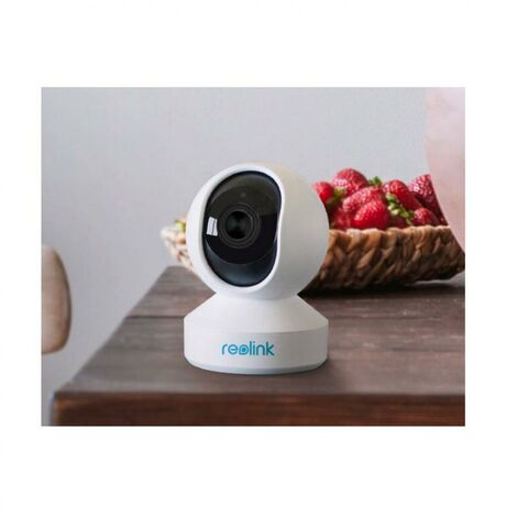 Caméra Reolink E1 Zoom (WiFi / DC5V / Zoom optique 3X / Pan-Tilt / Super HD 5MP / Nocturne 12m)