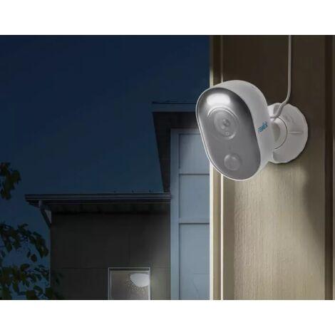 Caméra Reolink Lumus avec projecteur LED intégré (WiFi / DC5V / Full HD 1080P / PIR / Détection)