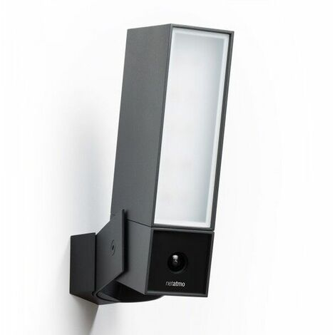 Caméra surveillance IP HD extérieure détecteur de présence - Netatmo