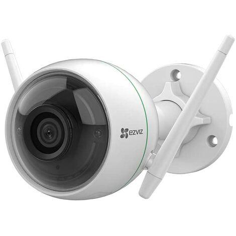 Caméra Surveillance Wifi extérieure avec 30m Vision Nocturne C3WN - EZVIZ