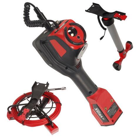 Caméra thermique Mini Visioval® + câble 16 m + localisateur VIRAX+ capteur thermique - 294150