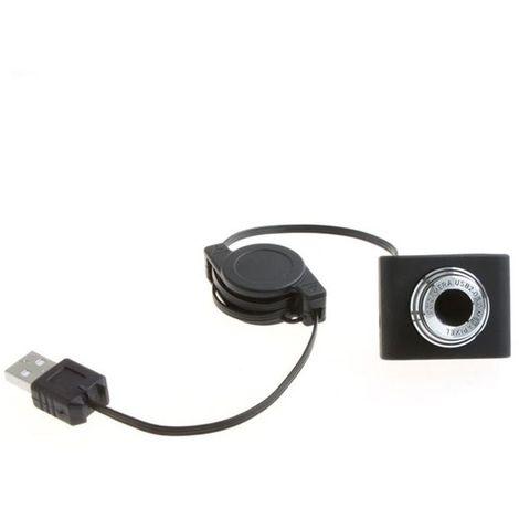 Caméra USB 2.0 50.0M Avancée HD Webcam pour Ordinateur Portable de Bureau