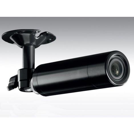 Caméra video couleur compacte étanche resolution 380 lignes fixe BNC alim 12V DC (non incl) IP67 BOSCH VTC-204F03-3