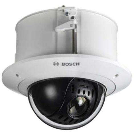 Caméra vidéo-surveillance mobile encastré HD 1080p interieur 24V Ø 198mm x 159mm AUTODOME 4000 IP BOSCH NEZ-4212-CPCW4