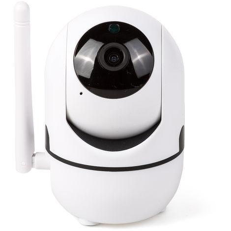Caméra Vidéosurveillance 1080p Compatible Tuya - Jour Nuit - Détecteur De Mouvement -Audio - Suivi Automatique (TV-288ZD-1MP)