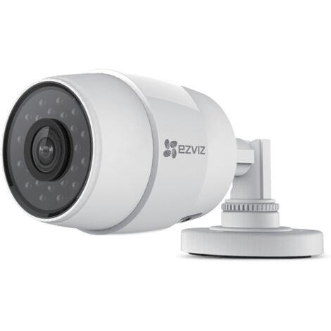 Caméra WiFi 720p extérieure étanche avec vision nocturne 30 mètres - Ezviz