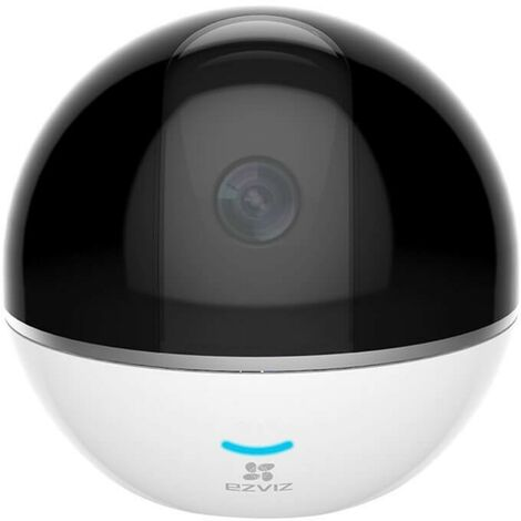 Caméra wifi motorisée intérieure - C6T Ezviz - Noir