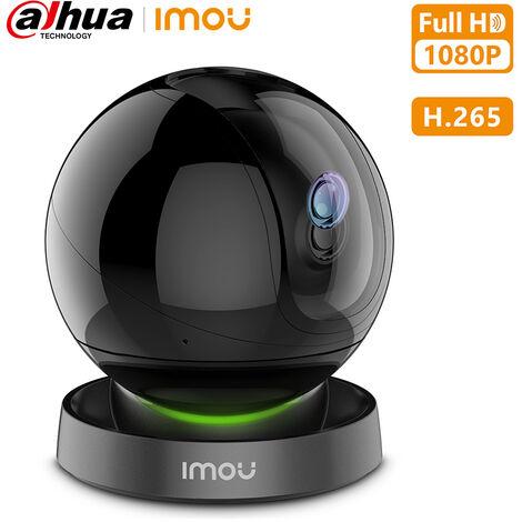 Camera Wifi Sans Fil Dahua 1080P 2Mp Hd, Prise En Charge De La Vision Nocturne, Surveillance A Distance, Croisiere Automatique