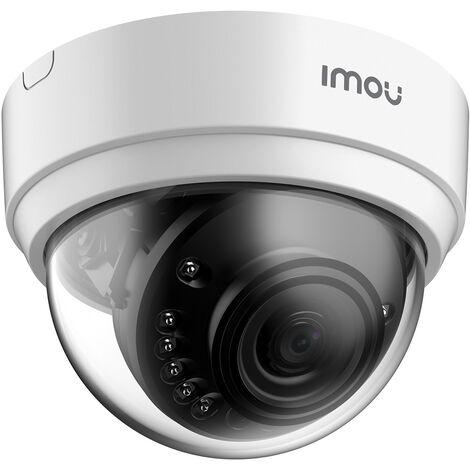 Camera wifi sans fil ultra haute definition 4MP, prise en charge de l'alarme de vision nocturne infrarouge, surveillance a distance