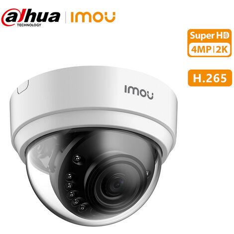 Camera Wifi Sans Fil Ultra Hd 4Mp Avec Fonction De Compression H.265 De Detection De Mouvement De Vision Nocturne De 65 Pieds