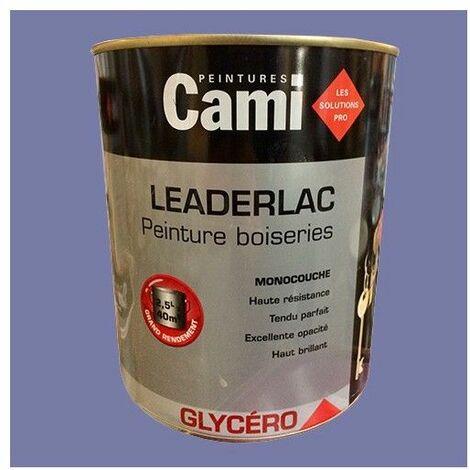 CAMI Peinture Glycéro LEADERLAC Noir de vigne - 0,5 L