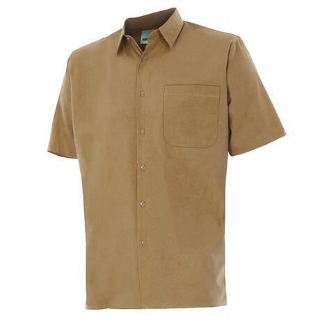 Camisa de manga corta con bolsillo Serie 531